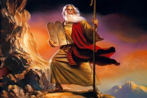 Stories of Faith: Moses
