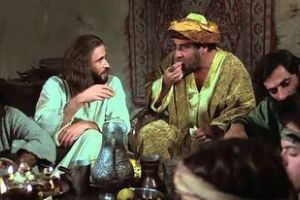 Zaccheus and Jesus