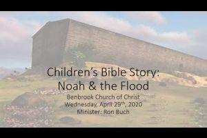 Children's Bible Story Noah