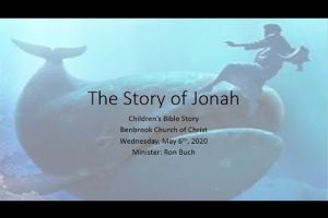 Children's Bible Story Jonah