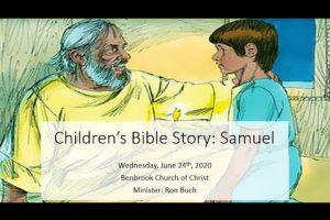Childrens Bible Story: Samuel